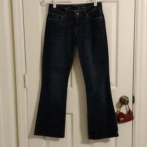 Women's Levi's boot cut jeans size 26 X 32